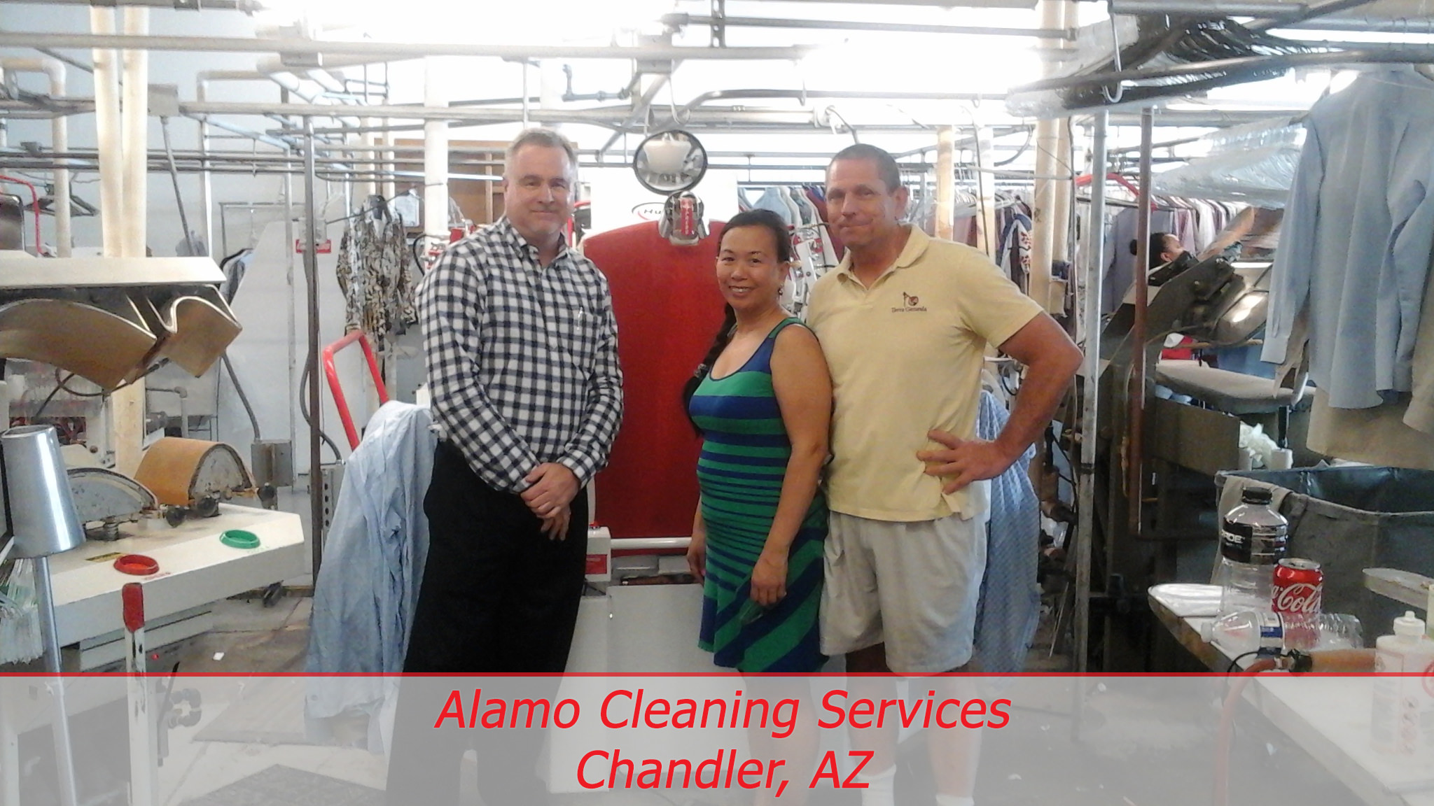 Alamo Cleaning Services