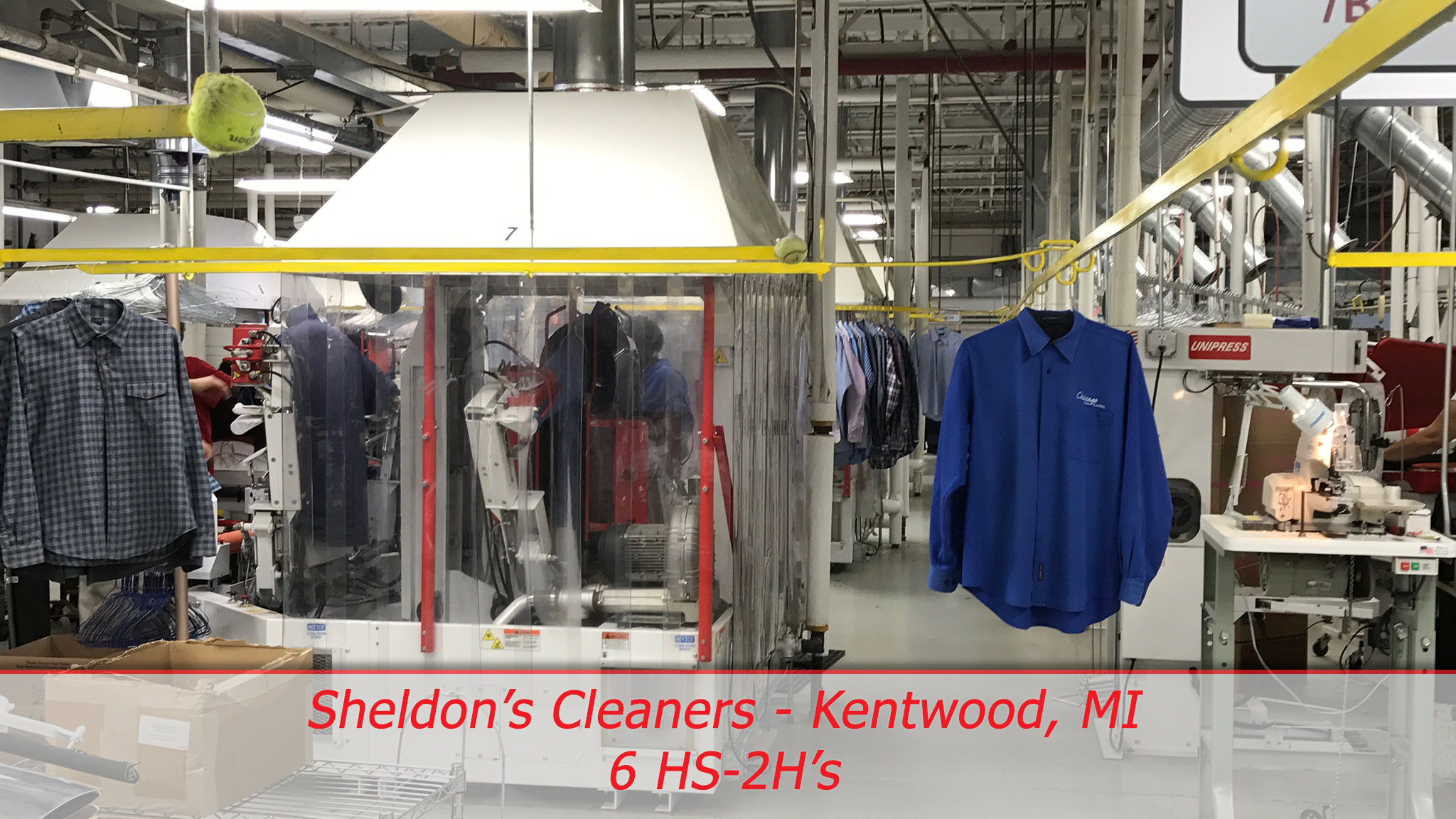 Sheldon's Cleaners