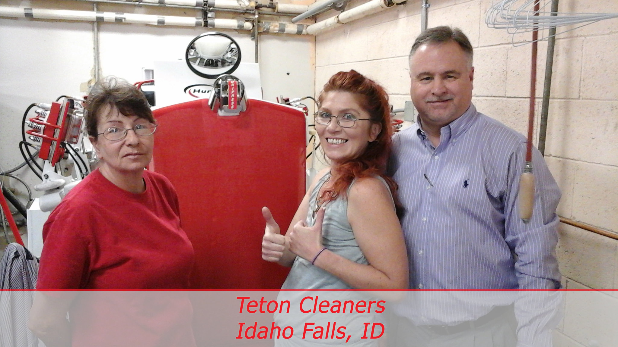 Teton Cleaners