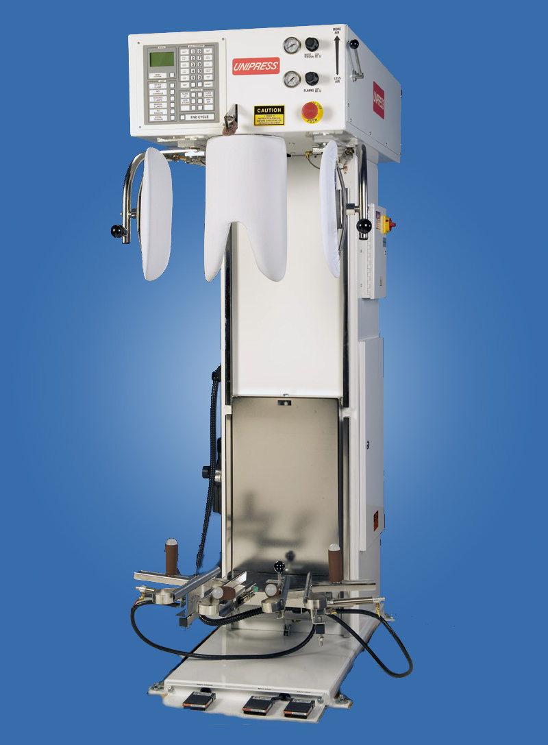 tpfpabigblue unipress corporation dry cleaning presses  at money-cpm.com